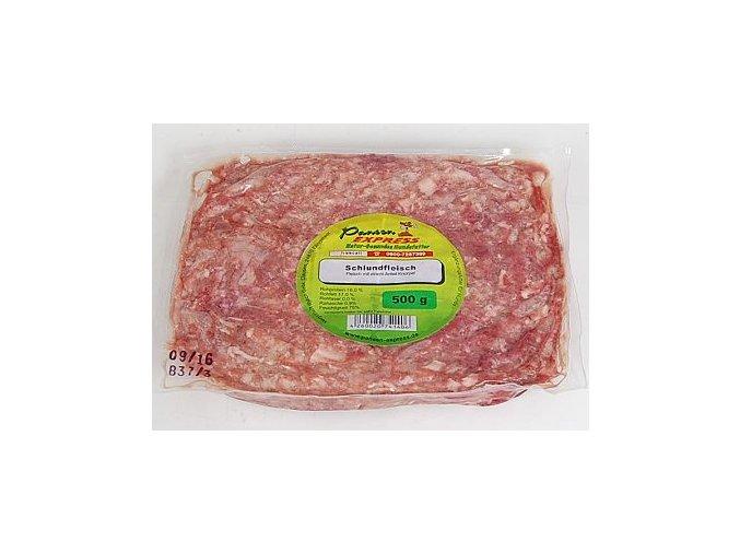 Hovězí maso a chrupavky 500 g