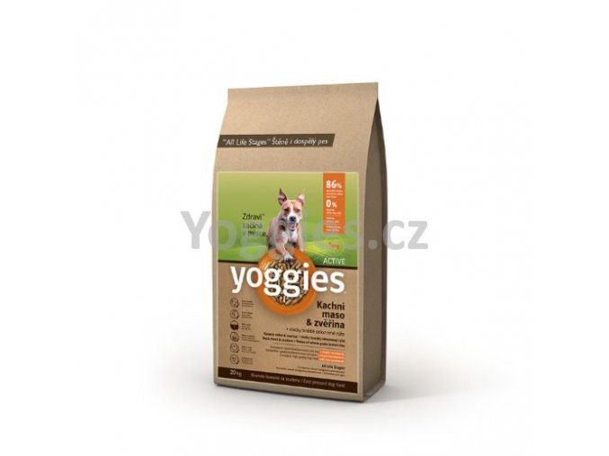 Yoggies Active 20kg M