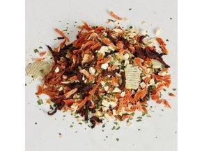 Bílý zeleninový mix - 1kg