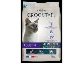 vyr 1700PRO Nutrition Crocktail Adult Light Sterilized 8 10Kg def
