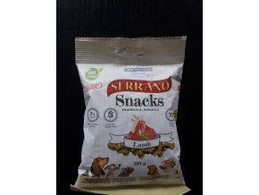 Serrano Snacks - výcvikové kostičky 100g