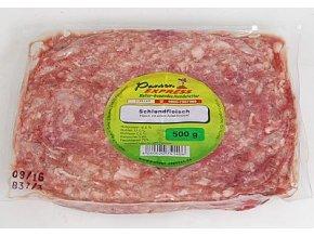 Jehněčí maso, drštky a chrupavky 500 g